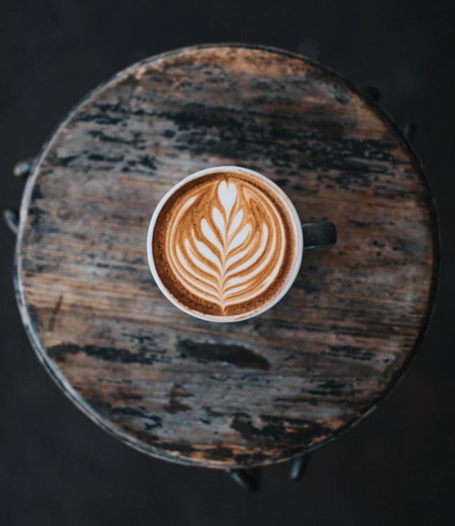 Collagen in coffee