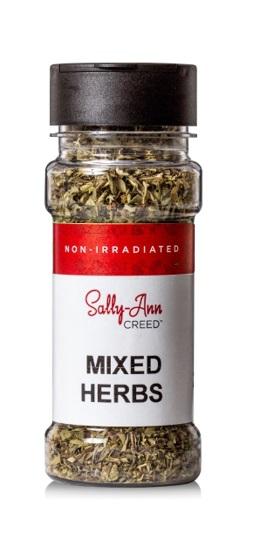Mixed herbs non organic