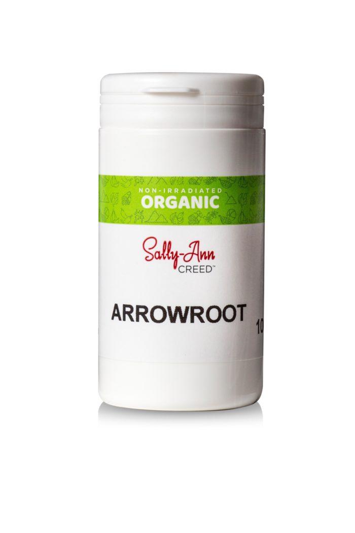 Arrowroot organic