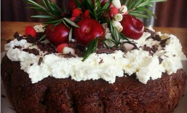 Xmas cake 2