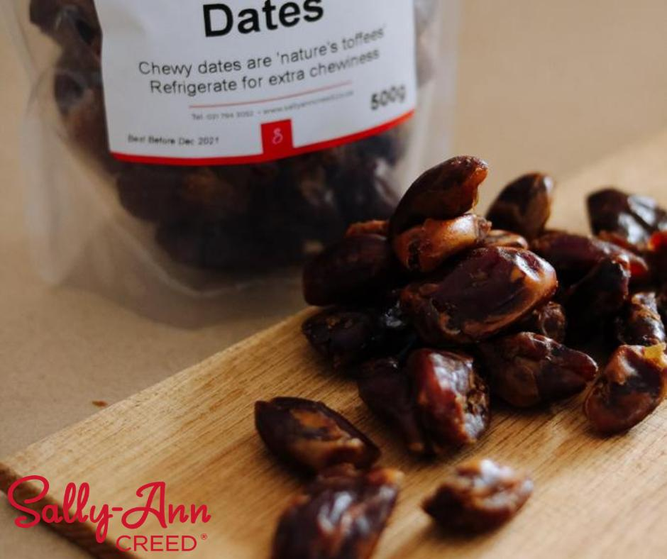 Chewy Dates by Sally-Ann Creed